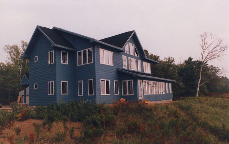 Lake Superior Home